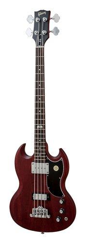 Gibson Usa Basp14C2Ch1 Sg Special Bass 2014 4-String Bass Guitar - Cherry Satin