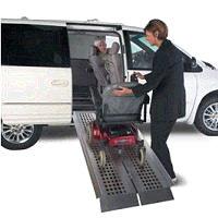 Harmar Single Fold Safety Ramp - 6'