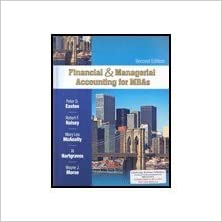 Financial & Managerial Accounting for MBAs