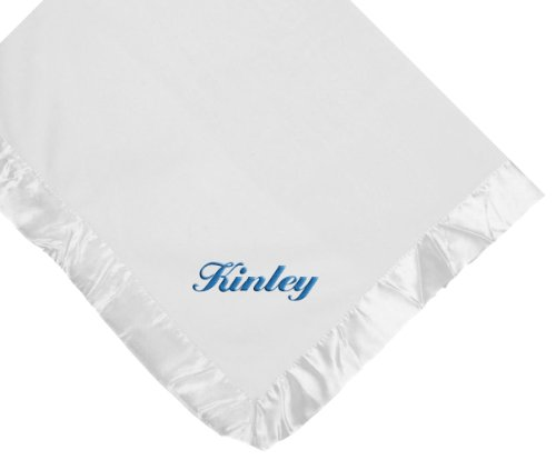 kinley-boy-name-white-embroidered-embroidery-microfleece-baby-blanket