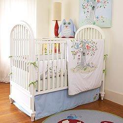 Amazon.com : The Wishing Tree 3 Piece Crib Bedding Set by ...