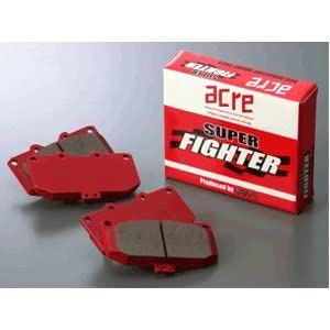 【クリックで詳細表示】[品番:64] アクレ(ACRE) スーパーファイター(SUPER-FIGHTER) リア 日産 フェアレディZ FAIRLADY-Z 83.9~86.1 3000cc #Z31系全車