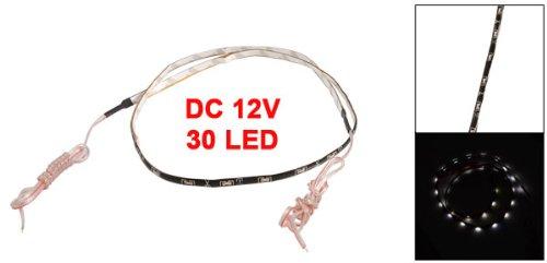 61cm côté Shine bande lumineuse LED Blanc 60cm 30SMD voiture camion Phare de Jour