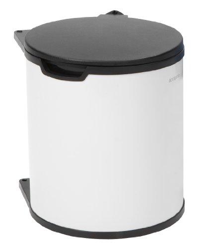 Poubelle cuisine blanche pas cher - Poubelle cuisine 50 litres pas cher ...