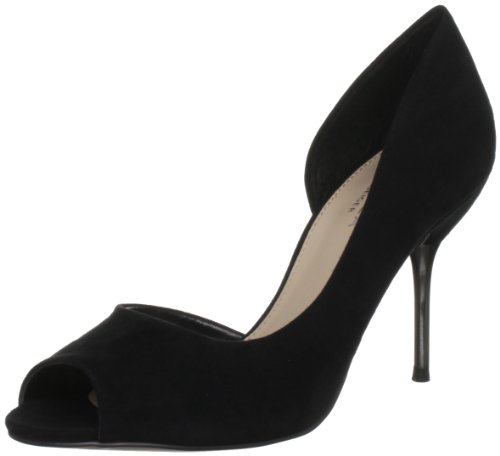 Carvela Women's Attitude S Black Open Toe 3076300799 8 UK