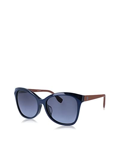 Fendi Occhiali da sole 0043/F/S (56 mm) Blu Scuro