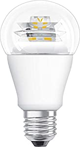 led lampen test osram pcla60adv 10w 827 220 240vcse2710x1. Black Bedroom Furniture Sets. Home Design Ideas