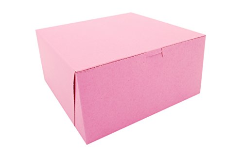 Southern Champion Tray 0878 Paperboard Non-Window Lock-Corner Bakery Box 10