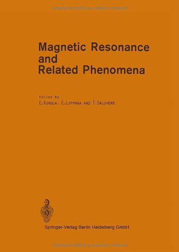 Magnetic Resonance And Related Phenomena: Proceedings Of The Xxth Congress Ampere, Tallinn, August 21-26, 1978