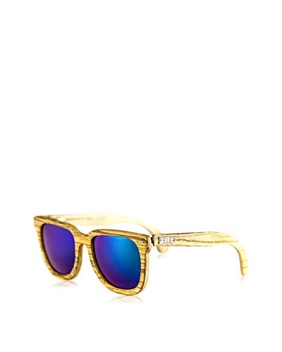 FELER SUNGLASSES Gafas de Sol Charles Zebrano (54 mm) Beige / Marrón
