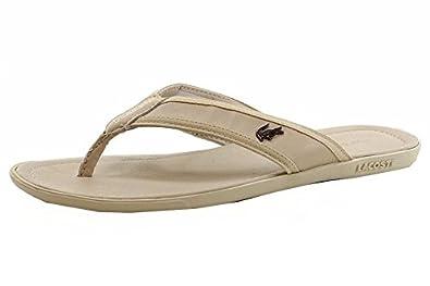 Amazon.com: Lacoste Men's Carros 6 Flip-Flop: Shoes