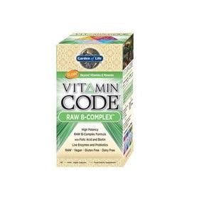 (五星)Garden of Life生命花园Vitamin Code Raw有机复合维生素B族素食胶囊SS $12.44