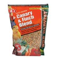 Cheap Wild Harvest Bird Food Canary & Finch 2 LB. (B12492)