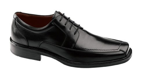 Johnston & Murphy Men's Gambrill Oxford,Black,10 M