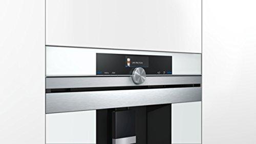 siemens ct636lew1 iq700 einbau kaffeemaschine 59 4 cm. Black Bedroom Furniture Sets. Home Design Ideas