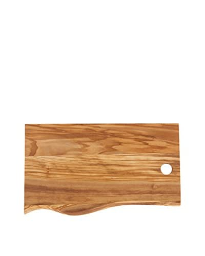 Core Bamboo Small Olive Wood Plank Cutting Board