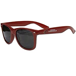 Arizona Cardinals Sunglasses - Wayfarer by Hall of Fame Memorabilia