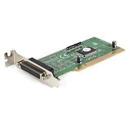 Startech.Com 1 Port Low Profile Pci Parallel Adapter Card \