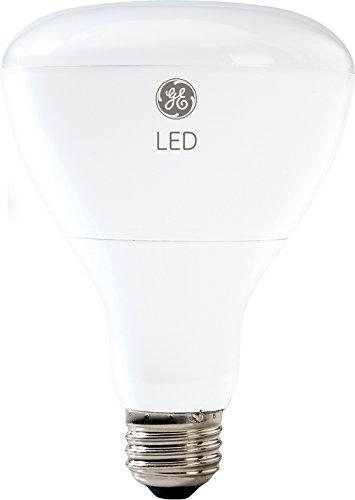 Ge Lighting 21907 Energy-Smart Led 10-Watt, 700-Lumen R30 Bulb With Medium Base, Soft White, 1-Pack