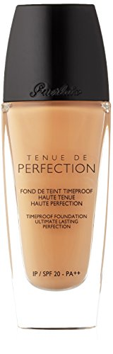 Guerlain, Parure Tenue de Perfection, Fondotinta a lunga tenuta, Rose Naturel