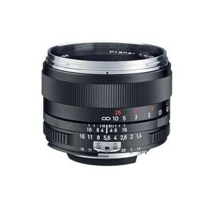 Zeiss 50mm f/1.4 Planar T* ZF.2 Series Manual Focus Lens for the Nikon F