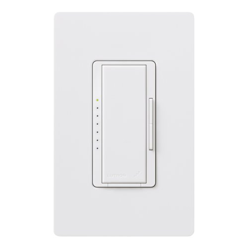 Lutron Mrf2-F6An-Dv-Wh Maestro Wireless Fluorescent Dimmer , White
