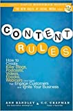 img - for Content Rules Publisher: Wiley book / textbook / text book