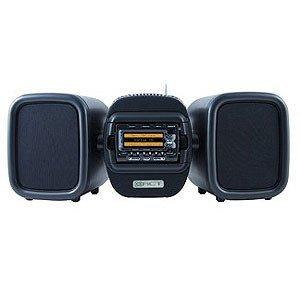 XACT XS075 Sirius Satellite Radio Portable Boombox