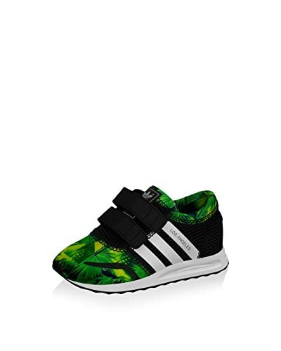 adidas Sneaker Los Angeles Cf I schwarz/grün