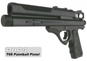 Buy T68 Gen3 Paintball Pistol - paintball gun by Rap4
