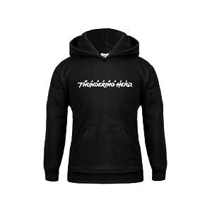 Marshall Youth Black Fleece Hood