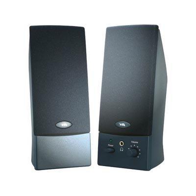 Cyber Acoustics CA-2014 2.0 Amplified Speaker System