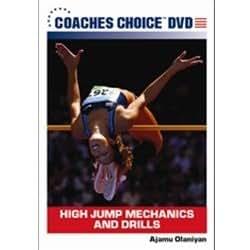 High Jump Mechanics and Drills