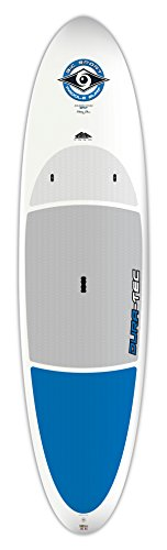 BIC Sport DURA-TEC Stand Up Paddle Board, 10.4-Inch, White/Blue