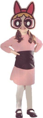 The Powerpuff Girls Blossom Power Puff Costume Child Size T Toddler 2T-4T (Blossom Powerpuff Girl Costume)
