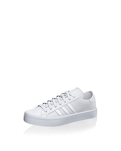 adidas Zapatillas Courtvantage W Blanco