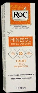 Roc Minesol Sun Cream SPF 30 50 ml