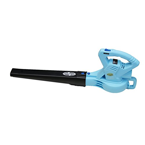 Snow Joe SBJ601E-BLU-RM Factory Refurbished 10 Amp 215 Max MPH All-Purpose 2-Speed Electric Blower, Blue (Refurbished Snow Blower compare prices)