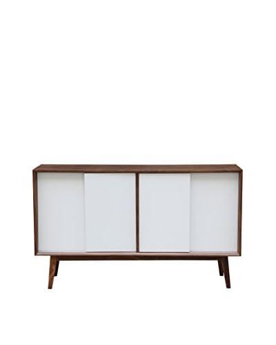 Kardiel Porter Modern Sideboard/Credenza/Cabinet, Walnut