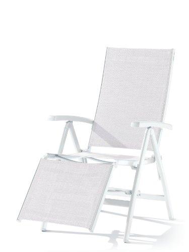 Sieger-985W-W-Relaxliege-Bodega-Aluminium-Vollkunststoff-Textilux-wei
