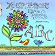 Design Originals Zenspirations - Letters & Patterning Book44; Joanne Fink