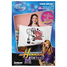 Disney Hannah Montana Pillowcase Art