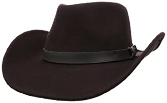 Peter Grimm Men's Titan Hat, Dark Brown, One Size