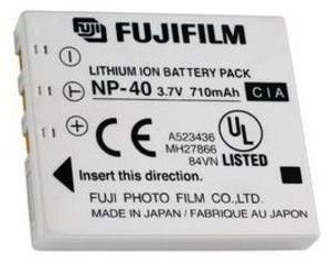 Fujifilm Fujifilm Np-40 Lithium Ion Rechargeable Battery