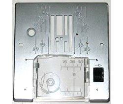 Straight Stitch Needle Plate 200093305 - Janome (Janome Single Hole Plate compare prices)