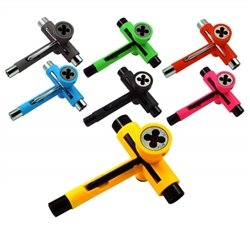 Skate Out Loud Reflex Universal Skate Tool Varies by color by Skate Out Loud