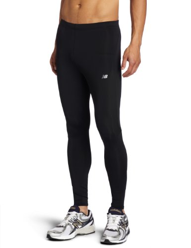 New Balance New Balance Men's Go 2 Tight,Medium,Black/Black