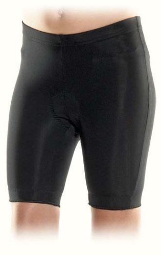 Canari Grommet Youth Cycle Short-Black