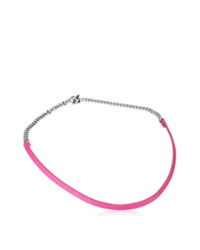 Marc by Marc Jacobs Armband Triple Wrap Leather & Chain