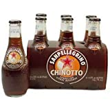 San Pellegrino Chinotto 6 pack, 6.75 oz bottles